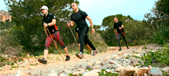 NORDIC WALKING Can Picafort